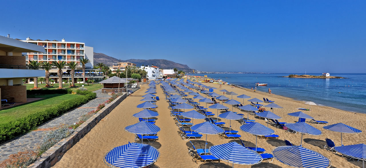 Golden Beach Malia