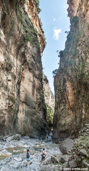 Samaria Gorge – Crete